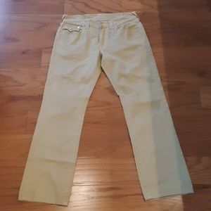 True Religion World Tour Straight Jeans